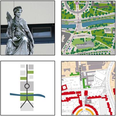 Vorbereitende Untersuchungen für das Gebiet Mehringplatz/Blücherstraße