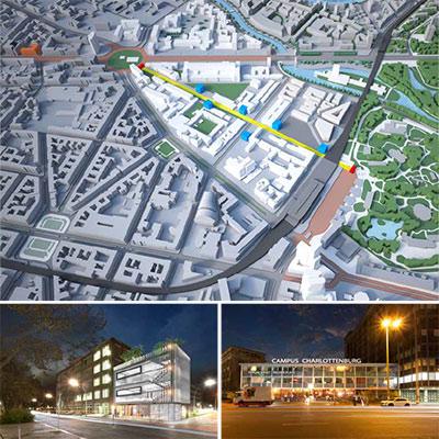 Regionalmanagement CITY WEST