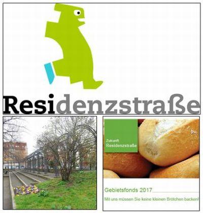 Geschäftsstraßenmanagement für das Hauptzentrum Residenzstraße