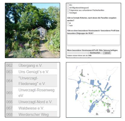 Fortschreibung des Kleingarten-Entwicklungskonzeptes der Landeshauptstadt Potsdam