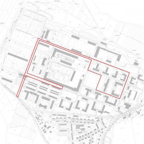 """Bebauungsplan 141-3 """"Entwicklungsbereich Krampnitz - Klinkerhöfe Nord"""" der Landeshauptstadt Potsdam"""