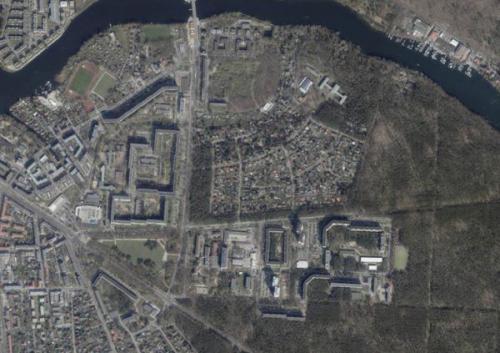 Studie zur Infrastrukturentwicklung für die Bezirksregion - Allende-Viertel im Bezirk Treptow-Köpenick, Berlin