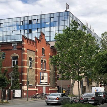 Städtebauliche Rahmenplanung Industrie- und Gewerbegebiet  Naumburger Straße im Bezirk Neukölln von Berlin