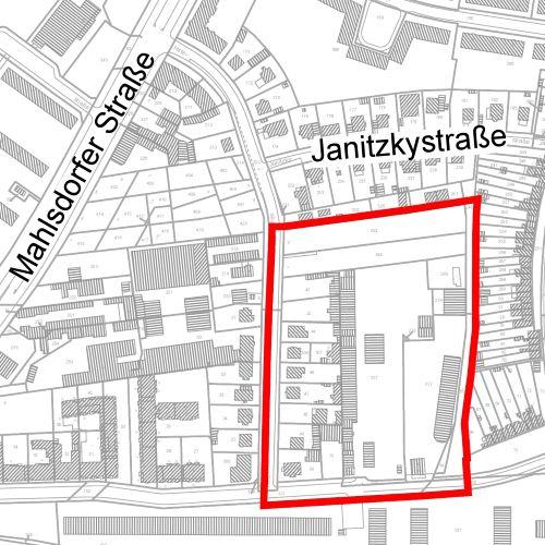 """Bebauungsplan 9-80 """"Standort für Grundschule und Gemeinbedarf ehem. Gaswerk Köpenick"""" im Bezirk Treptow-Köpenick von Berlin"""